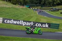 Novice Group Green Bikes